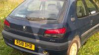 Peugeot 306 Разборочный номер 50081 #2