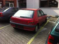 Peugeot 306 Разборочный номер 50605 #1