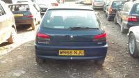 Peugeot 306 Разборочный номер W9238 #1