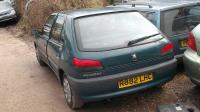 Peugeot 306 Разборочный номер 52884 #2
