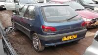 Peugeot 306 Разборочный номер W9726 #2