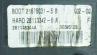 Блок управления Peugeot 307 Артикул 50847669 - Фото #2