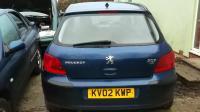 Peugeot 307 Разборочный номер 44054 #1