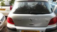 Peugeot 307 Разборочный номер 46630 #5
