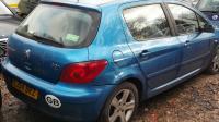 Peugeot 307 Разборочный номер 46953 #2