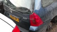 Peugeot 307 Разборочный номер 47927 #2