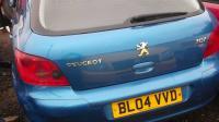 Peugeot 307 Разборочный номер B2464 #2