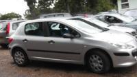 Peugeot 307 Разборочный номер W9194 #2