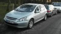 Peugeot 307 Разборочный номер 52622 #1