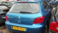 Peugeot 307 Разборочный номер W9660 #3