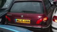 Peugeot 406 Разборочный номер W8453 #4