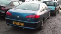 Peugeot 607 Разборочный номер 46703 #2