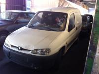 Peugeot Partner (1996-2002) Разборочный номер 49959 #1