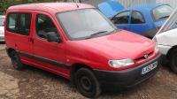 Peugeot Partner (1996-2002) Разборочный номер 50960 #1