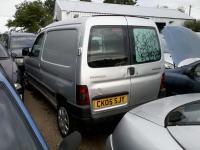 Peugeot Partner (2002-2008) Разборочный номер W9263 #1