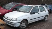 Renault Clio I (1990-1998) Разборочный номер W8603 #1
