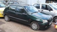 Renault Clio I (1990-1998) Разборочный номер W8980 #1