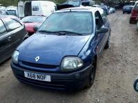 Renault Clio II (1998-2005) Разборочный номер W9113 #4