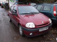 Renault Clio II (1998-2005) Разборочный номер B2616 #1