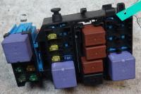 Блок предохранителей (блок реле) Renault Espace IV (c 2003) Артикул 51069710 - Фото #1