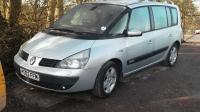 Renault Espace IV (c 2003) Разборочный номер W8666 #1