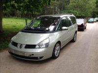 Renault Espace IV (c 2003) Разборочный номер W9742 #1