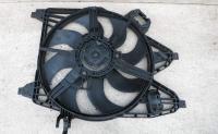 Диффузор (кожух) вентилятора радиатора Renault Kangoo Артикул 900083127 - Фото #1