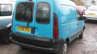 Renault Kangoo Разборочный номер W8391 #2