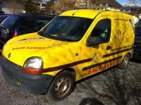 Renault Kangoo Разборочный номер X9231 #2