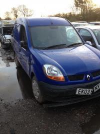 Renault Kangoo Разборочный номер 52728 #1