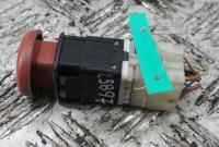 Кнопка аварийной сигнализации (аварийки) Renault Master Артикул 50846358 - Фото #1