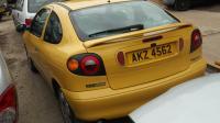 Renault Megane I (1995-2003) Разборочный номер W7903 #2