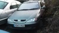 Renault Megane I (1995-2003) Разборочный номер W8543 #1