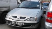 Renault Megane I (1995-2003) Разборочный номер B2198 #1