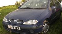 Renault Megane I (1995-2003) Разборочный номер B2423 #1