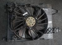 Двигатель вентилятора радиатора Renault Megane II (2002-2008) Артикул 51067927 - Фото #1
