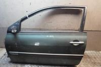 Стекло двери Renault Megane II (2002-2008) Артикул 900082277 - Фото #1