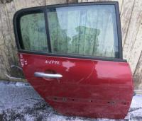 Стекло двери Renault Megane II (2002-2008) Артикул 900102281 - Фото #1