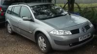 Renault Megane II (2002-2008) Разборочный номер 45257 #1