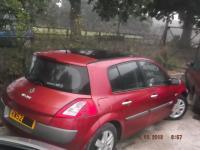 Renault Megane II (2002-2008) Разборочный номер 45447 #3