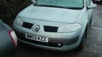Renault Megane II (2002-2008) Разборочный номер W8433 #2