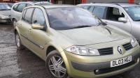 Renault Megane II (2002-2008) Разборочный номер B2261 #1