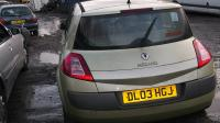 Renault Megane II (2002-2008) Разборочный номер B2261 #2