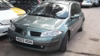 Renault Megane II (2002-2008) Разборочный номер W9054 #1