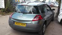Renault Megane II (2002-2008) Разборочный номер W9054 #2