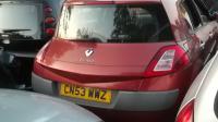 Renault Megane II (2002-2008) Разборочный номер W9204 #1