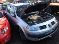 Renault Megane II (2002-2008) Разборочный номер B2744 #4
