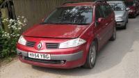 Renault Megane II (2002-2008) Разборочный номер W9783 #1