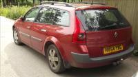 Renault Megane II (2002-2008) Разборочный номер W9783 #2