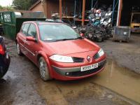 Renault Megane II (2002-2008) Разборочный номер 54379 #1